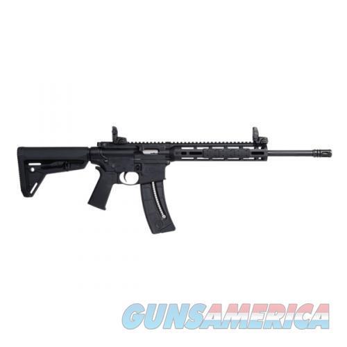 S&W M&P 15-22 Sport  Moe Sl   .22 Lr  Guns > Rifles > Smith & Wesson Rifles > M&P