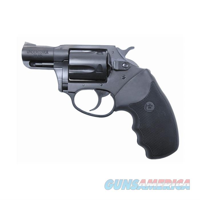 Charter Revolver Undercover .38 Spl. 2'' Fixed Sight 5 Shot  Guns > Pistols > Charter Arms Revolvers
