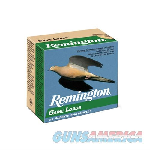 Remington Game Load 16ga 2.75 1oz #8 25/bx  Non-Guns > Ammunition