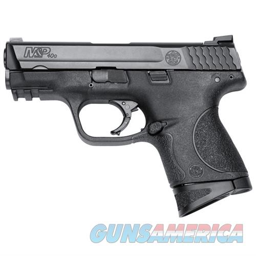 Smith & Wesson M&P40c Compact 40 S&W 3.5''  Bbl Mag Safety  Guns > Pistols > Smith & Wesson Pistols - Autos > Polymer Frame