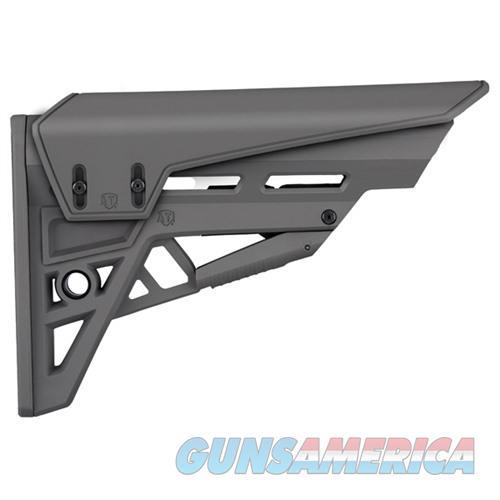 ATI TactLite Adj Mil-Spec Stock w/ Adj Comb Gray  Non-Guns > Gun Parts > Rifle/Accuracy/Sniper