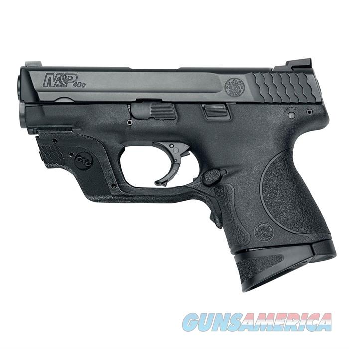 S&W M&P 40 Compact w/ CT Green Laserguard? 3 1/2'' Bbl 10Rd  Guns > Pistols > Smith & Wesson Pistols - Autos > Polymer Frame
