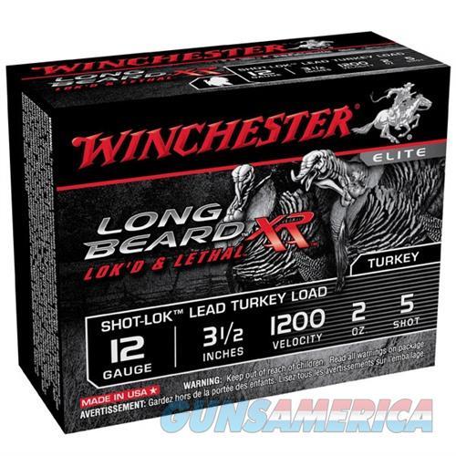 Winchester Long Beard XR 12ga 3-1/2'' 2oz #5 10/bx  Non-Guns > Ammunition