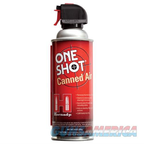 Hornady One Shot Canned Air  Non-Guns > Gunsmith Tools/Supplies