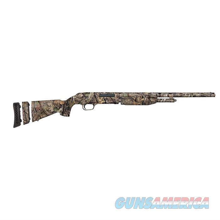 Mossberg 510 Mini Super Bantam Field 410 4-Rd Adj LOP Camo  Guns > Shotguns > Mossberg Shotguns > Pump > Sporting