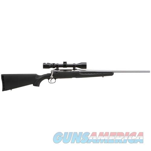 Savage Axis Stainless XP 30-06 22''  w/ Scope  Guns > Rifles > Savage Rifles > Standard Bolt Action