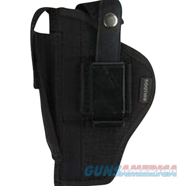 Bulldog Belt/Clip Ambi Holster Black 3-4 in bbl  Non-Guns > Gun Parts > Misc > Rifles