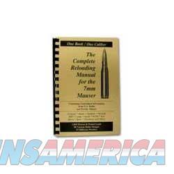 Loadbooks 7 X 57 Mauser. Each  Non-Guns > Books & Magazines
