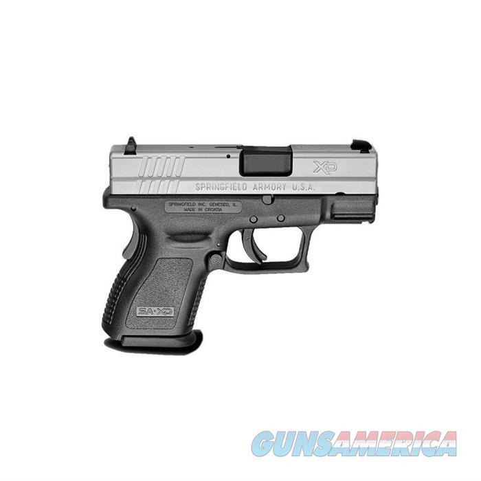 Springfield Xd 3''Bbl 9Mm 10 Rd BiTone  Guns > Pistols > Springfield Armory Pistols > XD (eXtreme Duty)