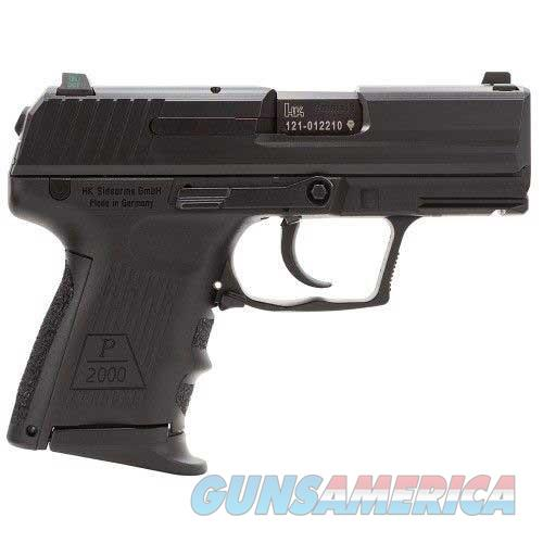 HK P2000 (V2) 9mm LEM DAO 3-13rd Mags Night Sights  Guns > Pistols > Heckler & Koch Pistols > Polymer Frame