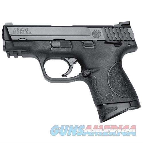 Smith & Wesson M&P40c Compact 40 S&W 3.5''  Bbl Thumb Safety  Guns > Pistols > Smith & Wesson Pistols - Autos > Polymer Frame