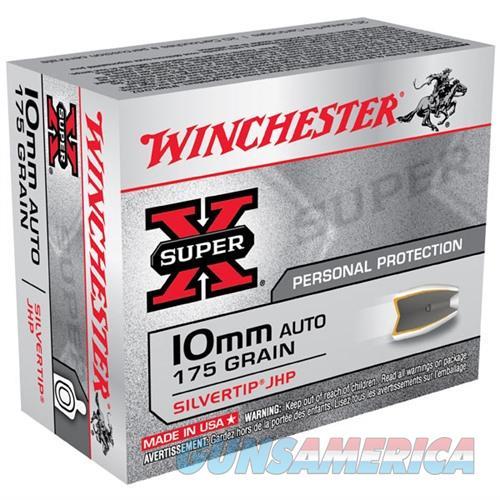 Winchester Ammo 10MM 175gr STHP SX  Non-Guns > Ammunition