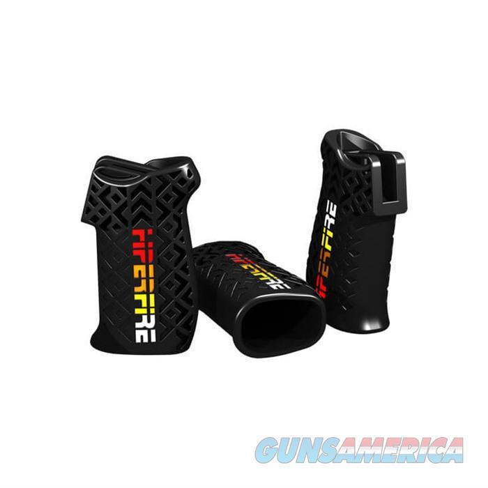 AR-15 HIPERGRIP~L Standard Pistol Grip w/ Logo Polymer Blk  Non-Guns > Gun Parts > Rifle/Accuracy/Sniper