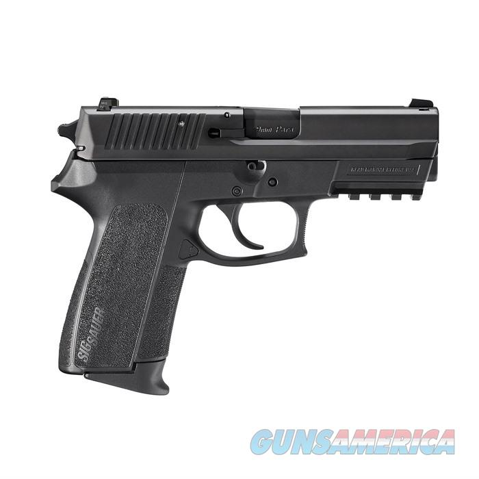 SIG SP2022 Black Nitron Finish 9mm Threaded Barrel  Guns > Pistols > Sig - Sauer/Sigarms Pistols > 2022