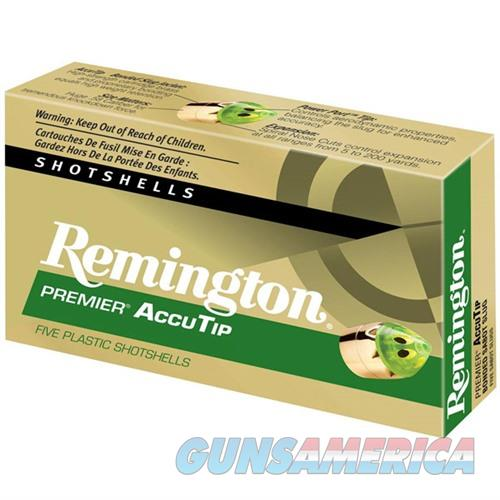 REMINGTON PREMIER ACCUTIP SABOT 12 GAUGE 3' 385GR SLUG 5/BX (5 RO  Non-Guns > Ammunition