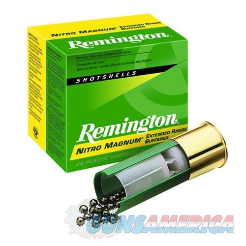 Remington Nitro Mag 12ga 2.75'' 1-1/2oz #2 25/bx  Non-Guns > Ammunition