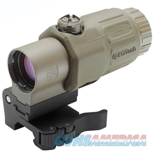 Eotech G33 Tan Magnifier w/ STS Mount  Non-Guns > Scopes/Mounts/Rings & Optics > Tactical Scopes > Red Dot