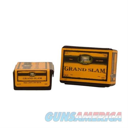 Speer Bullet 6MM .243 100gr Grnd Slam  Non-Guns > Reloading > Components > Bullets