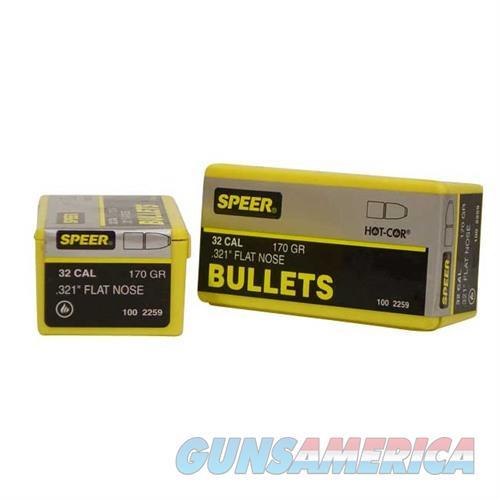 Speer Bullet 321-170-FN  Non-Guns > Reloading > Components > Bullets