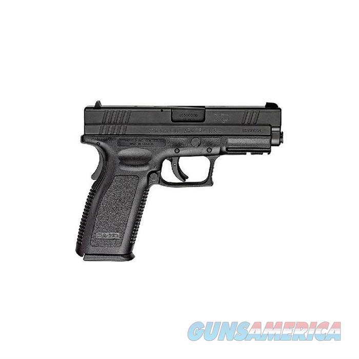 Springfield Xd Service 4''Bbl 45 Acp 10 Rd Black  Guns > Pistols > Springfield Armory Pistols > XD (eXtreme Duty)