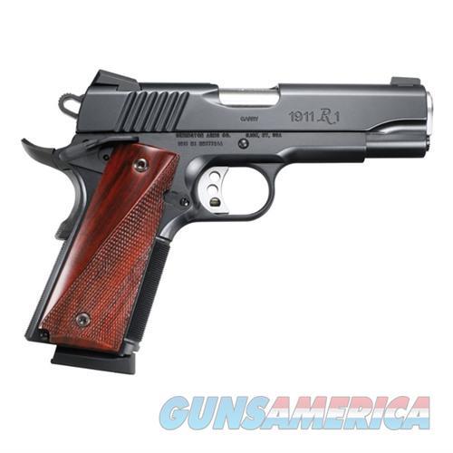 Remington 1911 R1 Carry Commander 45 ACP  Guns > Pistols > Remington Pistols - Modern