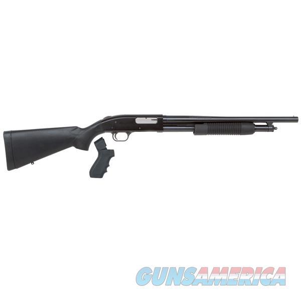Mossberg 500 Tactical 12Ga 18.5''  6-Rd Pistol Grip Kit  Guns > Shotguns > Mossberg Shotguns > Pump > Sporting
