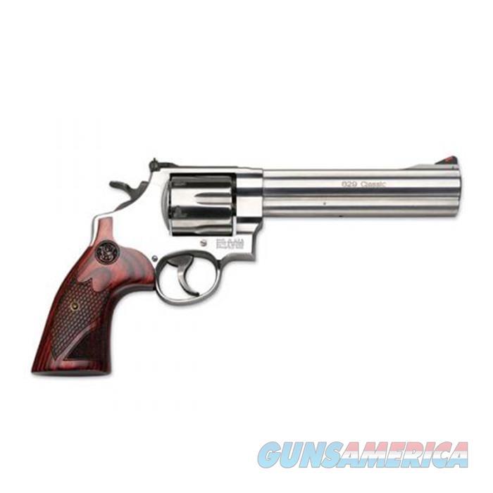 SW 629 Deluxe Revolver 44 Rem Mag, 44 S&W Spl 6 1/2'' Bbl 6R  Guns > Pistols > Smith & Wesson Revolvers > Med. Frame ( K/L )
