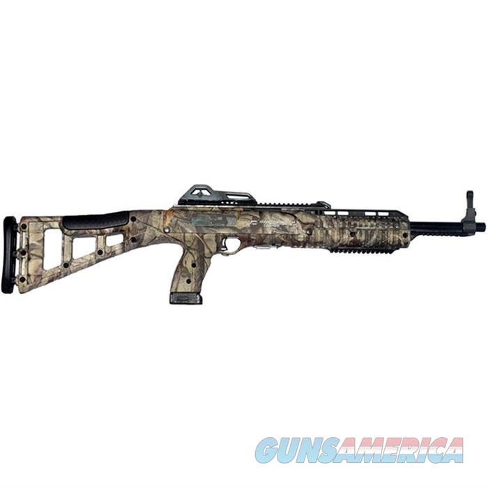 45TS carbine (target stock) in woodland pattern  Guns > Rifles > Hi Point Rifles