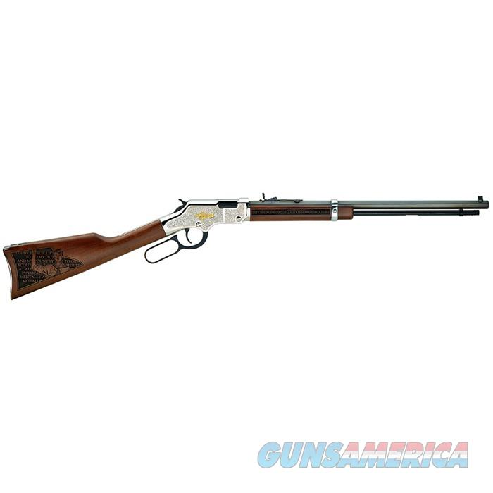 Henry Golden Boy ''Salute to Scouting'' Ed. .22 S/L/LR  Guns > Rifles > Henry Rifles - Replica