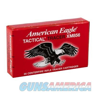 Federal Ammo XM856 5.56 Tactical Tracer 64gr 20/bx  Non-Guns > AirSoft > Ammo
