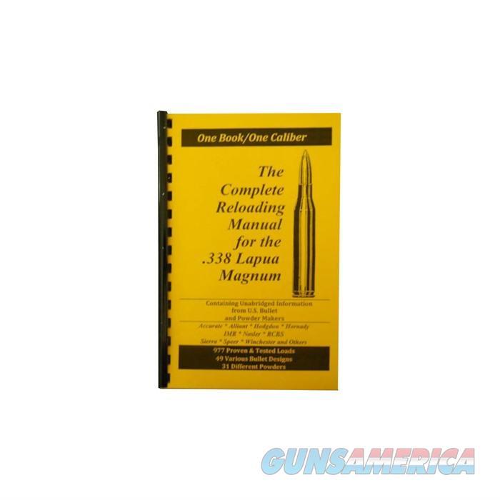 Loadbooks .338 Lapua  Non-Guns > Books & Magazines