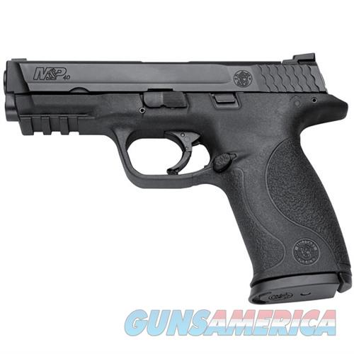 Smith & Wesson M&P40 40 S&W 4.25''  Barrel No Mag Safety  Guns > Pistols > Smith & Wesson Pistols - Autos > Polymer Frame
