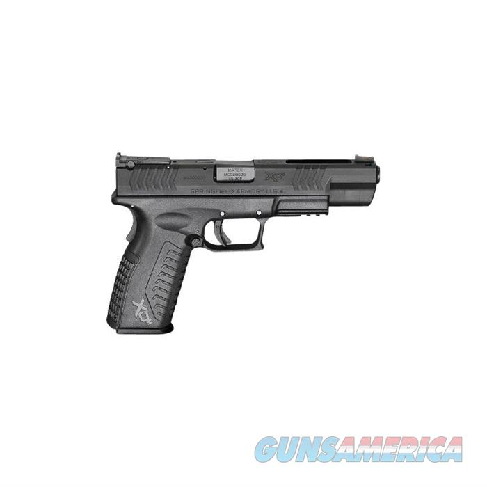 Springfield Xdm 5.25''Bbl 45 Acp 10 Rd Black  Guns > Pistols > Springfield Armory Pistols > XD-M