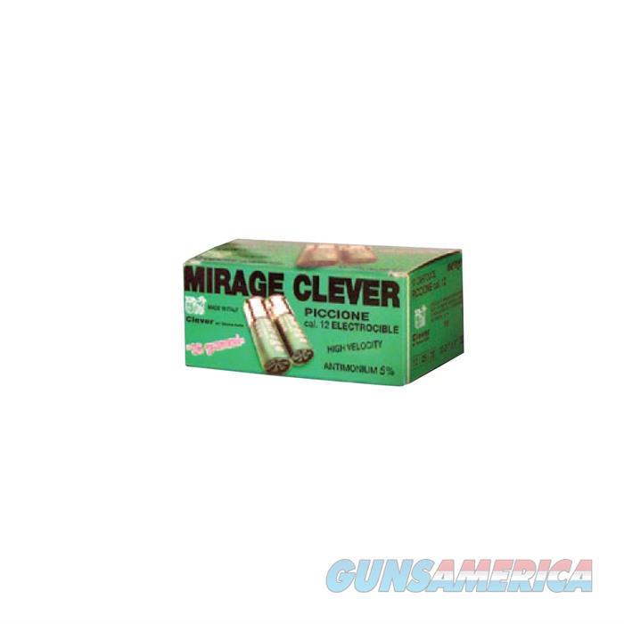 CLEVER MIRAGE PIGEON 12 GAUGE 1-1/4OZ 3-1/4DR #7.5 250/CASE (25 R  Non-Guns > Ammunition