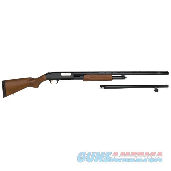 Mossberg 500 Combo 12Ga 28''  Vr / 18.5''  6-Rd  Guns > Shotguns > Mossberg Shotguns > Pump > Sporting