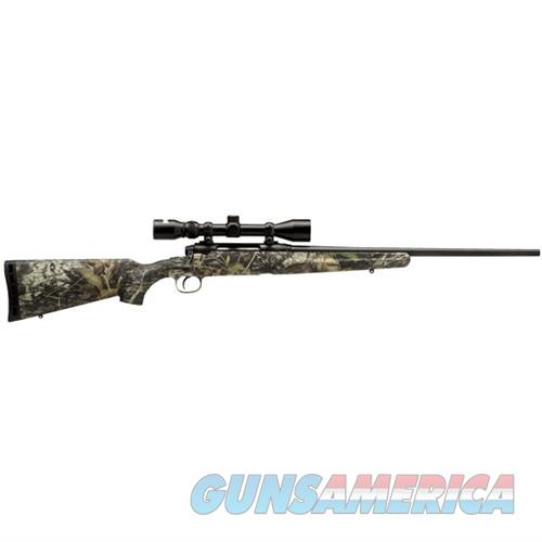 Savage Axis XP Camo 7mm-08 Rem 22''  w/ 3-9x Scope  Guns > Rifles > Savage Rifles > Standard Bolt Action > Sporting