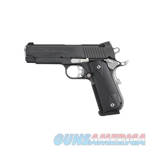 Sig Sauer 1911 Carry Nightmare 45 ACP  Guns > Pistols > Sig - Sauer/Sigarms Pistols > 1911