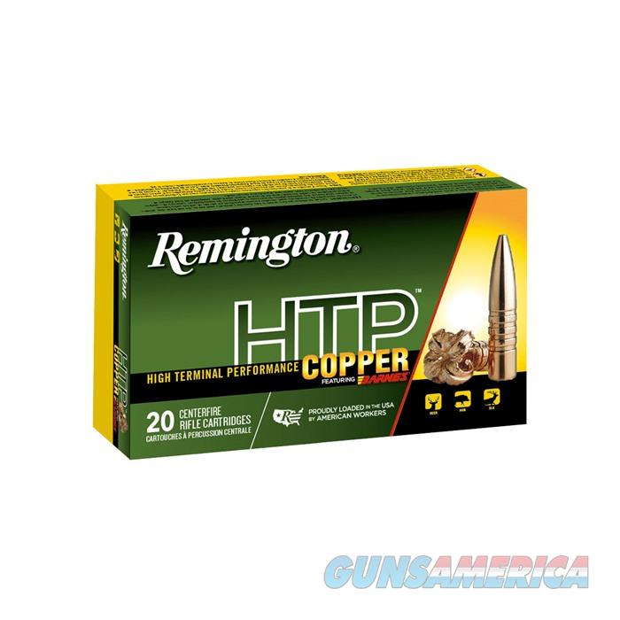 Remington HTP Copper 308 Win Barnes TSX 168 gr 20/bx  Guns > Rifles > Mossberg Rifles > MVP