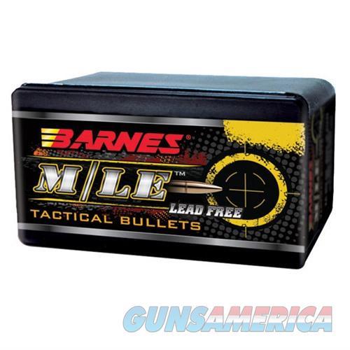 Barnes M/LE Tac-X Bullets 30 Cal 110gr 50/bx  Non-Guns > Reloading > Components > Bullets