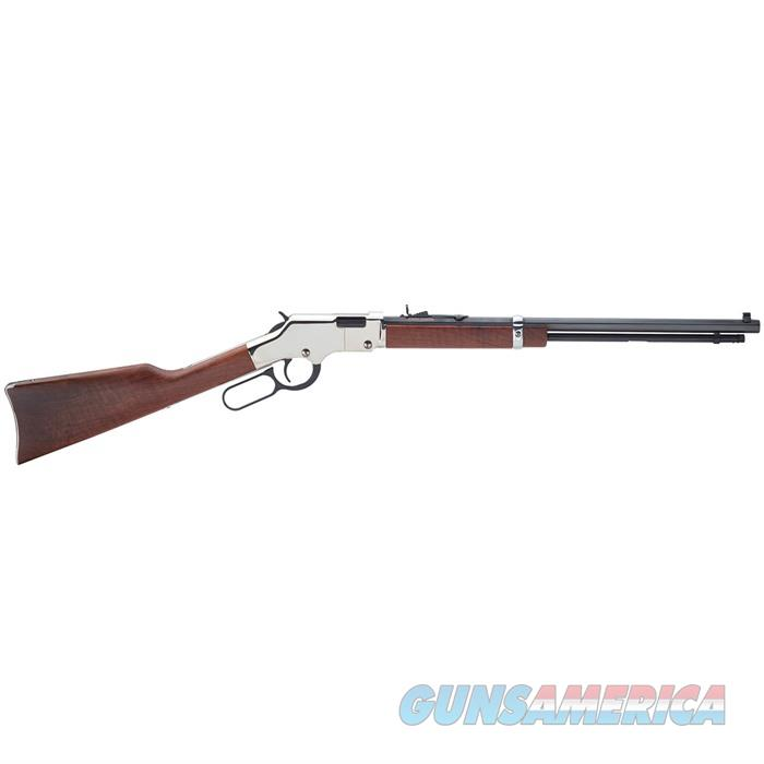 Henry Golden Boy Silver .22WMR  Guns > Rifles > Henry Rifle Company