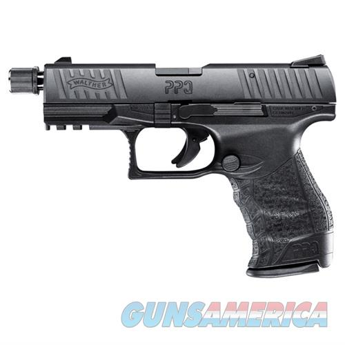 Walther Tactical PPQ M2 .22LR 4.6'' Threaded Barrel 10rd  Guns > Pistols > Walther Pistols > Post WWII > P99/PPQ