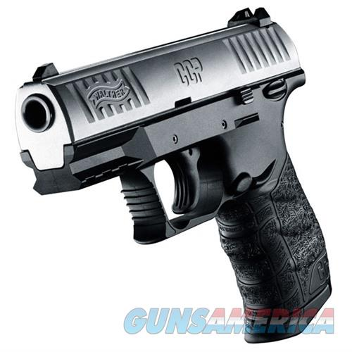 Walther CCP Concealed Carry Pistol 9mm 3.54'' Stainless  Guns > Pistols > A Misc Pistols