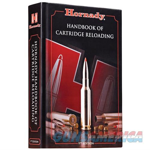 Hornady Reloading Handbook: 9th Edition  Non-Guns > Books & Magazines