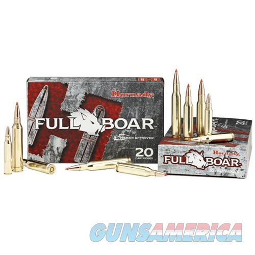 Hornady Full Boar 7mm Rem Mag 139gr GMX 20/bx  Non-Guns > Ammunition