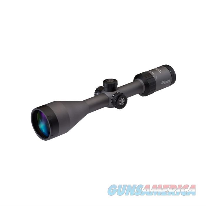 WHISKEY3 SCOPE, 4-12X50MM, 1 IN, SFP,  Non-Guns > Scopes/Mounts/Rings & Optics > Rifle Scopes > Variable Focal Length