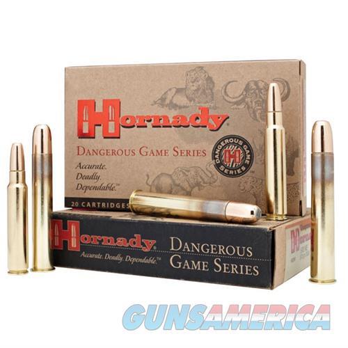 Hornady 375 Ruger 270gr SP-RP Superformance 20/bx  Non-Guns > Ammunition