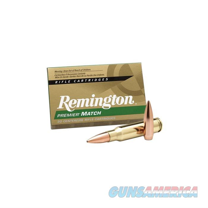 Rem Premier Match 6.5 Cr Barnes OTM BT 140 gr 20bx 10bx/cs  Non-Guns > Ammunition