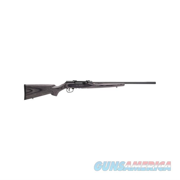 Savage A17 Target Sporter Laminate 22'' Heavy Barrel Grey Stock  Guns > Rifles > Savage Rifles > Rimfire