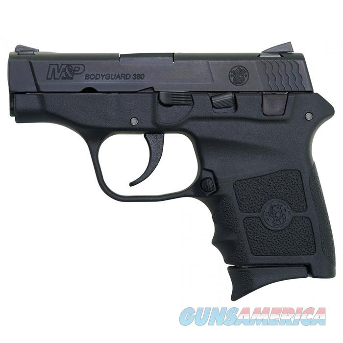 S&W M&P Bodyguard .380 No Laser, No Thumb Safety 2 3/4'' Bbl 6Rd  Guns > Pistols > Smith & Wesson Pistols - Autos > Polymer Frame