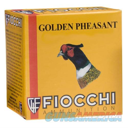Fiocchi Golden Pheasant #4 12ga 2 3/4in  Non-Guns > AirSoft > Ammo